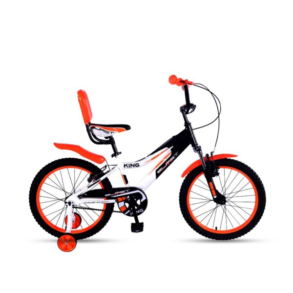 دوچرخه پسرانه نوجوان سایز 20 king