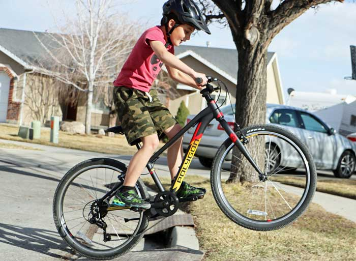 دوچرخه کودک سایز 24 اینچ