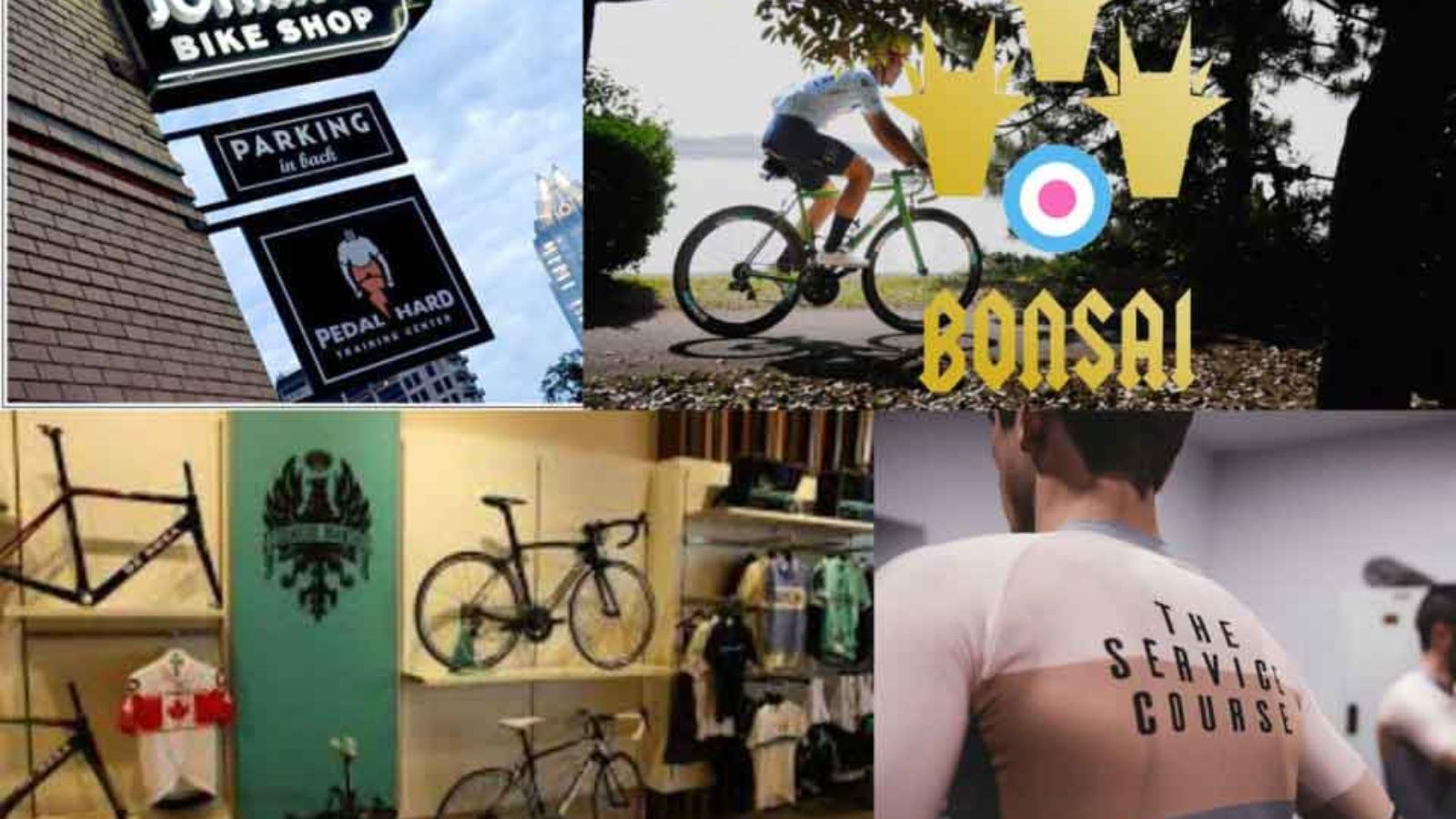 top bike shops