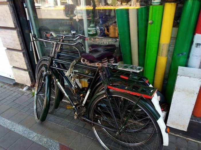 دوچرخه آهنی ، فروش انواع دوچرخه و موتور سیکلت برقی
