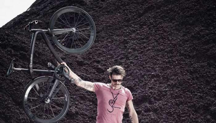 دوچرخه سبک وزن ، دوچرخه کربن ، دوچرخه کوهستان
