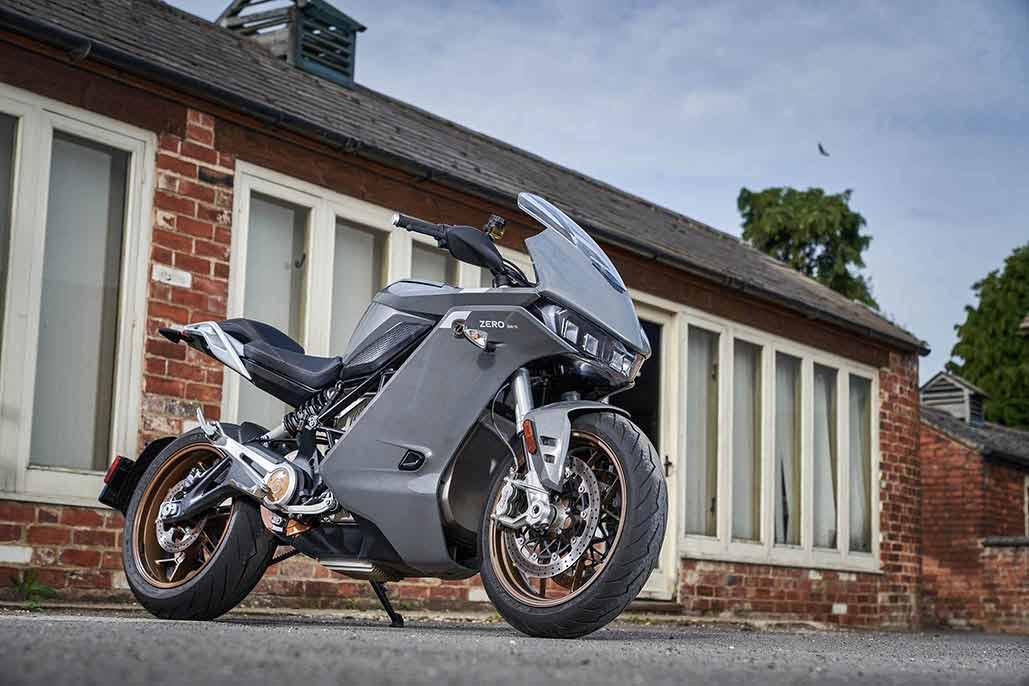 موتور سیکلت zero