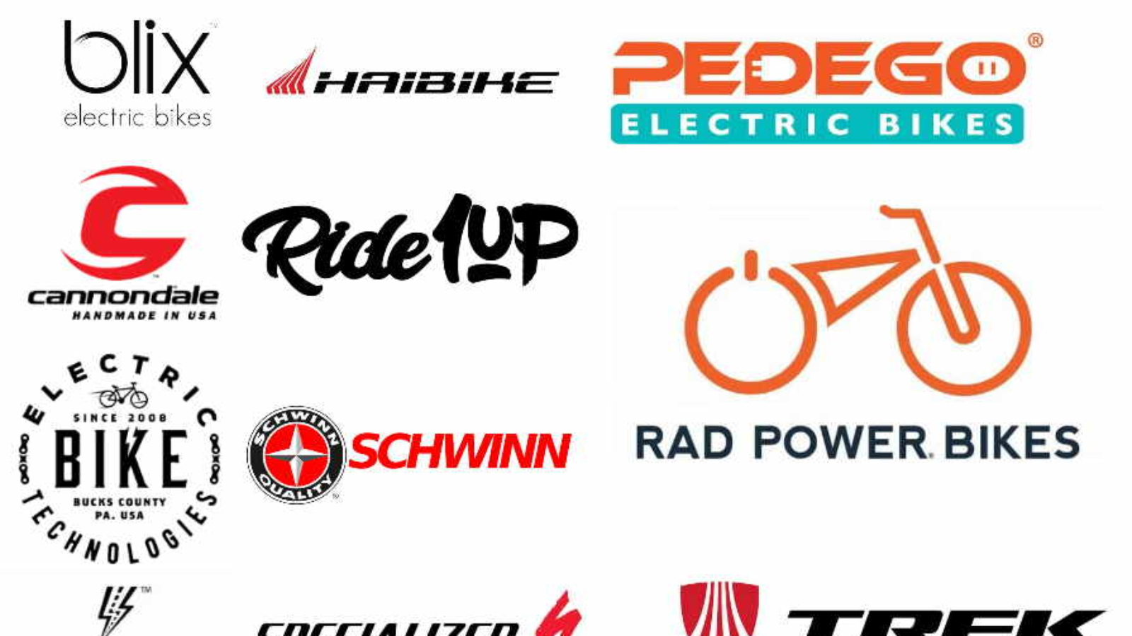 برندهای معروف تولید کننده دوچرخه برقی در آمریکا
