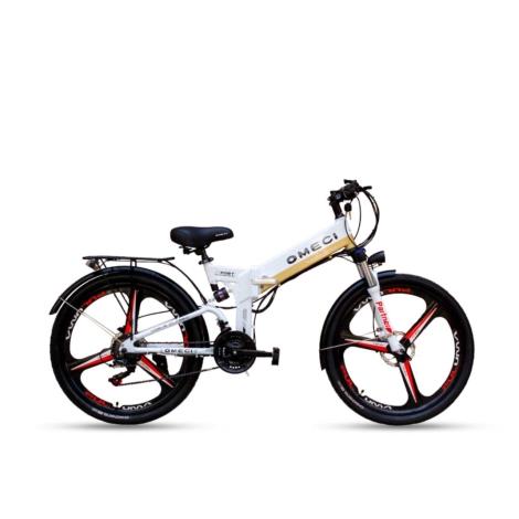 دوچرخه برقی تاشو omeci