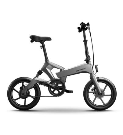 دوچرخه برقی تاشو زنانه خانم ها zenbo
