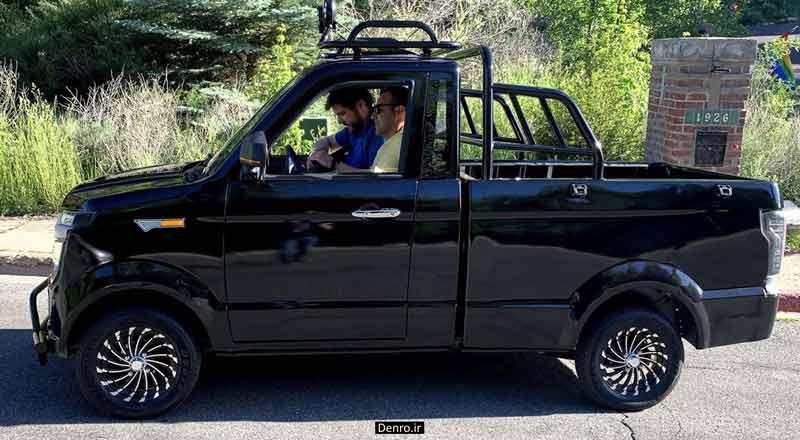 خودرو برقی کوچک