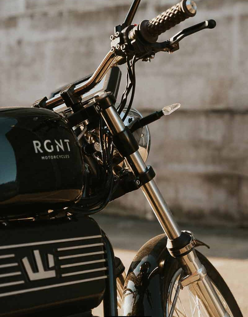 فرمان موتور سیکلتهای برقی RGNT
