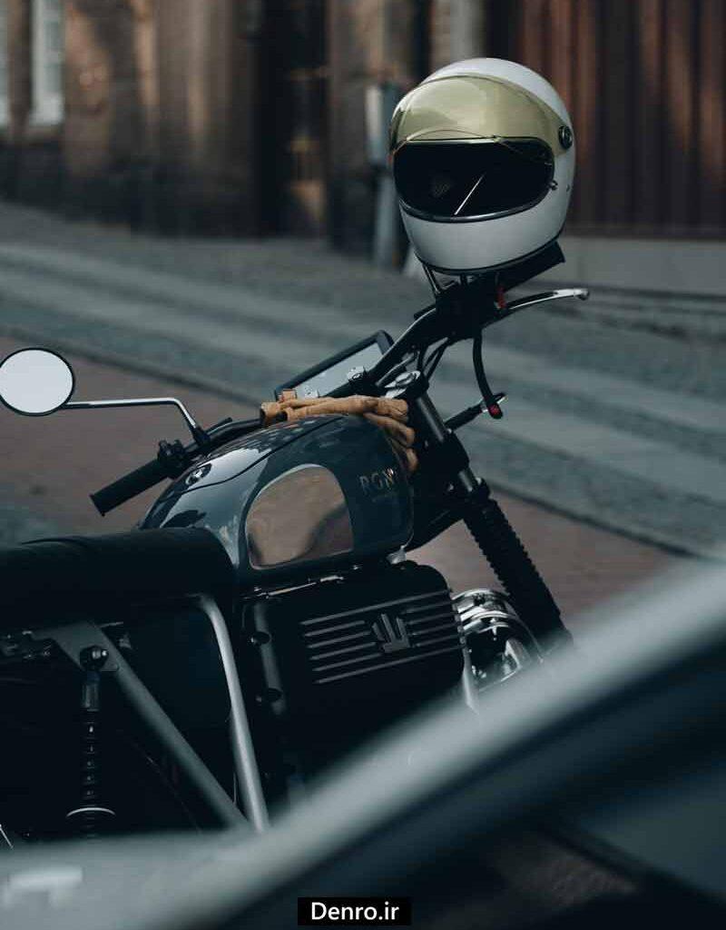 موتور سیکلتهای برقی RGNT