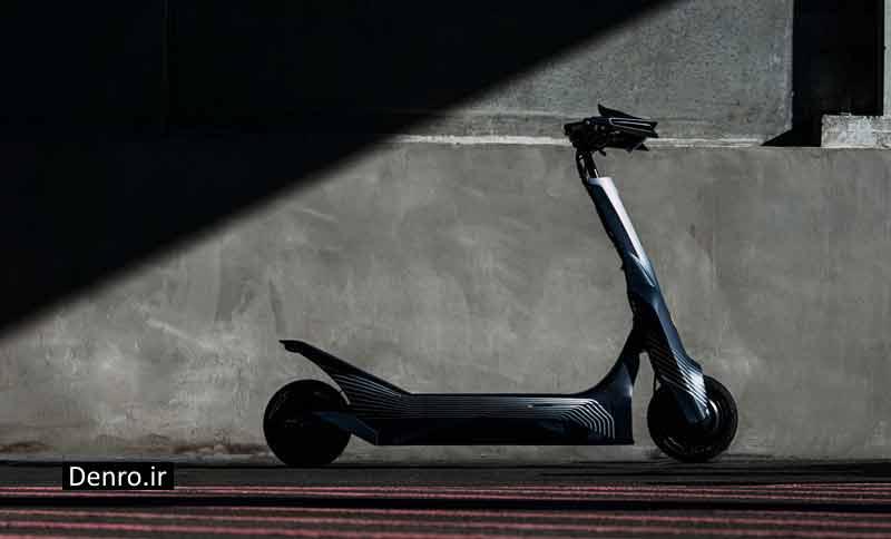اسکوتر برقی مخصوص مسابقه ، اسکوترهای برقی YCOM S1-X